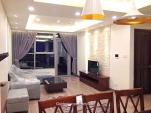 Brand new apartment in Thang Long number one Cau Giay District