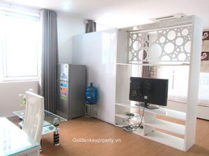 Cheap apartment one bedroom in Dich Vong Str, Cau Giay Hanoi
