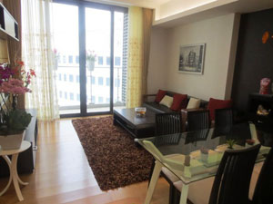 Furnished apartment rental 2 bedroom at Indochina Plaza Hanoi