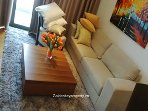 Indochina Plaza Hanoi apartment 2 bedrooms, reasonable rent
