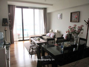 Indochina Plaza Hanoi apartment for rent 93 sqm 2 bedrooms