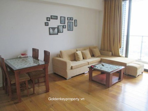 Indochina Plaza Hanoi apartment for rent in E Tower 2 bedroom