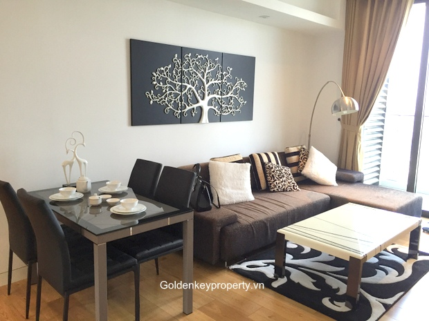 Indochina Plaza Hanoi apartment rental, new furnished, 2 bedroom