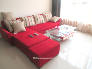 Thang Long No 1 Hanoi apartment for rent, 87 sqm 2 bedrooms