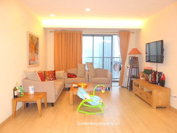 Sky City Hanoi apartment for rent in Dong Da dist, 2 bedroom