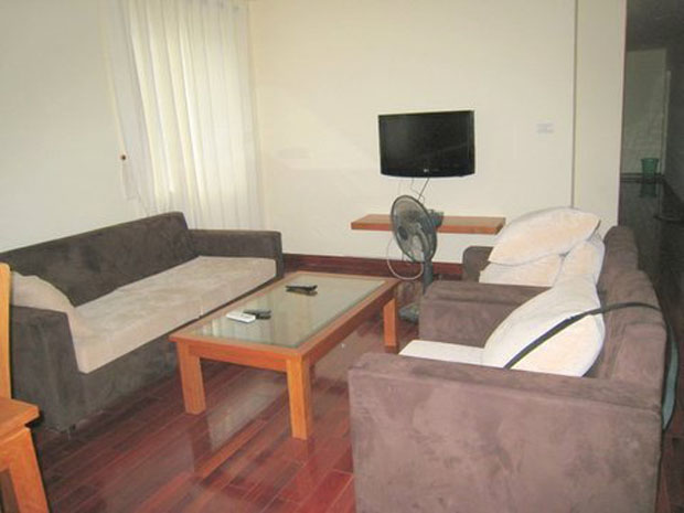 2bedroom 95m2 apartment for rent in Nguyen Cong Hoan street Hanoi