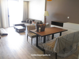 Brand new 2 beds apartment for rent in Vinhomes Nguyen Chi Thanh