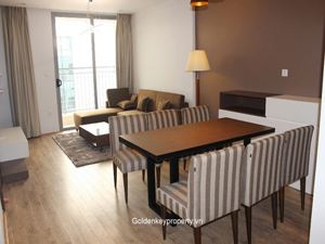 Vinhome apartment, 2 bedrooms on Nguyen Chi Thanh street Hanoi