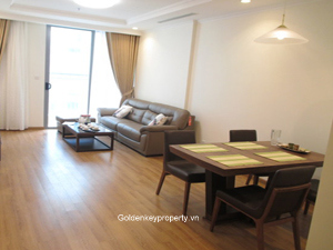 Vinhome Hanoi apartment 2 bedroom on Nguyen Chi Thanh street
