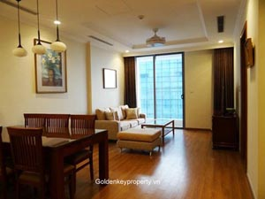 Vinhomes Hanoi, 2 bedrooms apartment offer full serviced