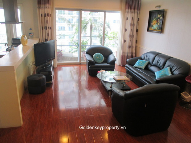 2 bedroom and lake view apartment for rent in Golden Westlake