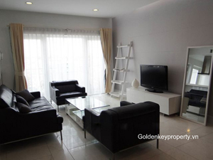Good quality 3 bedrooms apartment in Golden Westlake Hanoi