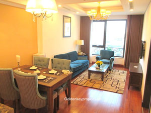 1 bedroom elegant furnished apartment in Hai Ba Trung