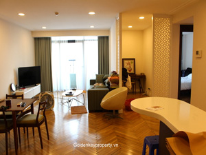 2 bedrooms apartment rental in Hoang Thanh Building Hai Ba Trung