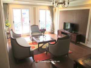 For rent brand new apartment 2 bedroom in Hai Ba Trung Hanoi