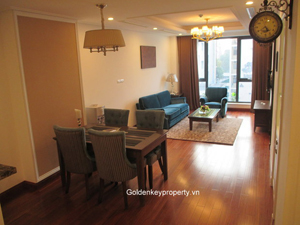 Japanese style serviced apartment near Vincom in Hai Ba Trung