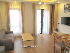 New apartment Japanese style for rent in Hai Ba Trung district