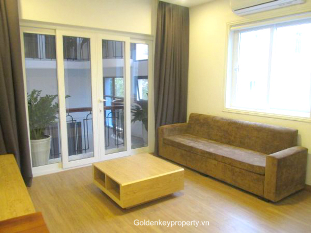 One bedroom service apartment in Hanoi rental Hai Ba Trung district