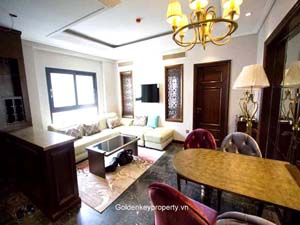 Rental new modern apartment in Hai Ba Trung district Hanoi