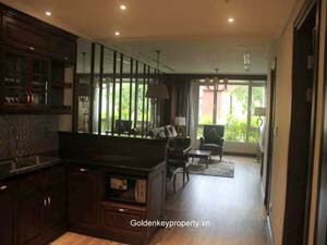 Very nice and good location apartment in Hai Ba Trung Hanoi
