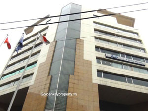 Sun Red River - Serviced Apartment building in Centre Hanoi