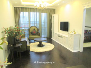 Apartment for rent in Hanoi Hoan Kiem, well furnished 2 bedroom
