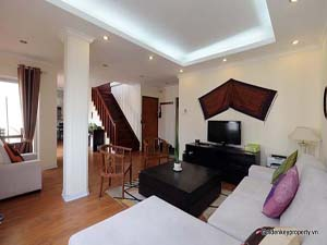 Fascinating 3 bedrooms duplex penthouse for rent in Hoan Kiem District
