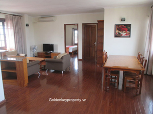 Stylish 2 bedrooms apartment for rent in Hanoi Old Quarter