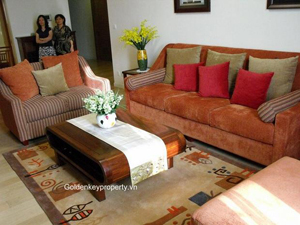 Keangnam Hanoi apartment for rent in Tower A, 3 bedroom furnished
