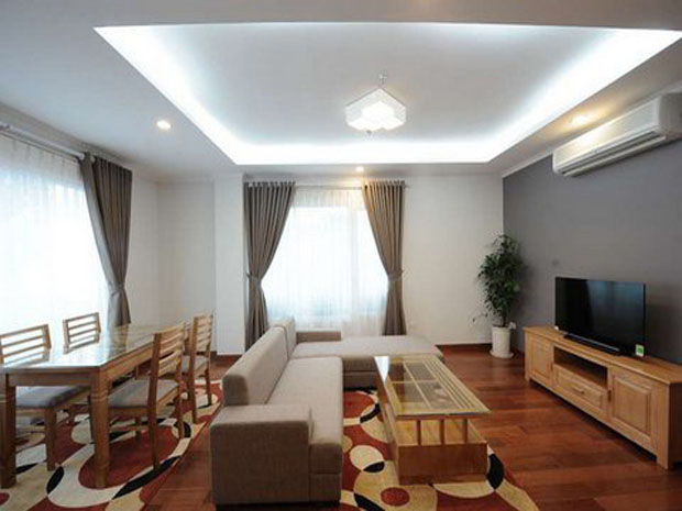 Service apartment 1bedroom for rent in Cau Giay district Hanoi
