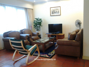 Hanoi Park View 2 bed Serviced apartment for rent in Hai Ba Trung