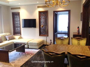 JB serviced apartment offers the best accommodation in Hanoi