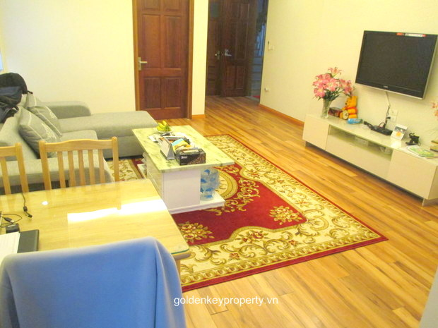 Serviced apartment in Hanoi Rental, Hai Ba Trung, terrace, 2 bedroom