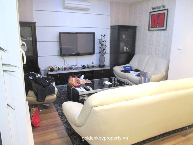 Rental Apartment in Hanoi, Hoan Kiem with 2 bedroom, serviced, furnished