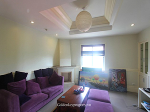 Serviced apartment for lease on Ba Trieu, Hoan Kiem district