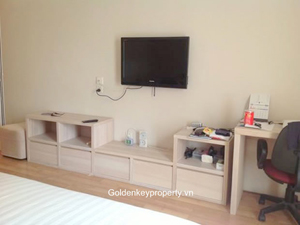 Serviced apartment for rent in Phan Chu Trinh, Hoan Kiem Hanoi