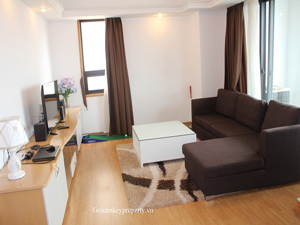 Rose Garden Residences Hanoi serviced apartment for lease