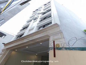 1 bedroom cosy serviced apartment for lease on Doi Can street