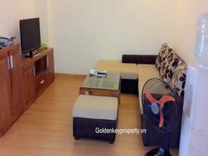 1 Bedroom serviced apartment in Doi Can str, Ba Dinh, Hanoi