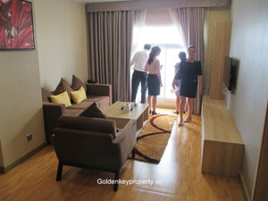 Candle serviced apartment 1 bedroom in Ba Dinh Hanoi