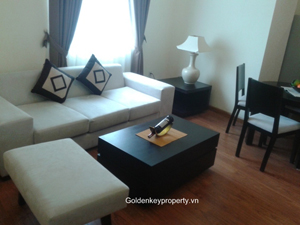 Skyline serviced apartment, fully furnished for rent in Ba Dinh Hanoi