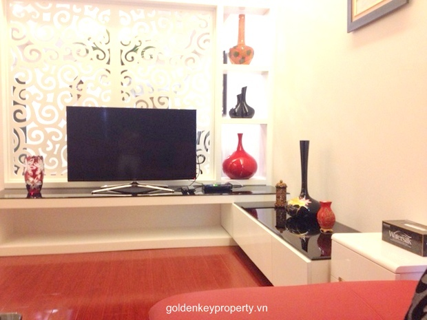 New furnished Mulberry Lane apartment rental, 2 bedroom in Hanoi Thanh Xuan district
