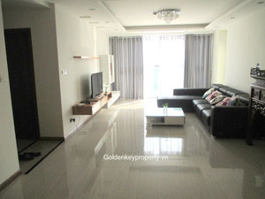Thang Long Number One Hanoi apartment for rent, 143 sqm 3 bedroom