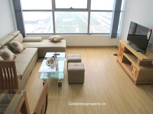 Brand new apartment in Thang Long No 1 Hanoi rental, 3 bedroom