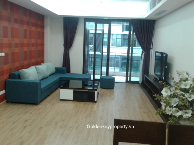 Dolphin Plaza Hanoi apartment for rent, 3 bedroom, high floor
