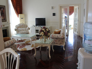 The Manor Apartment 5 bedrooms For Rent in Hanoi