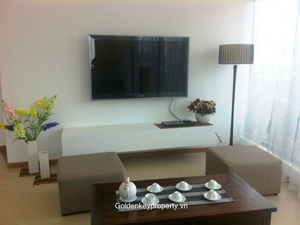 Rental serviced apartment, 80 sqm 2 bed in Cau Giay dist, Hanoi