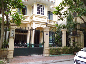House rental in Thong Phong lane, Dong Da district, near Van Mieu