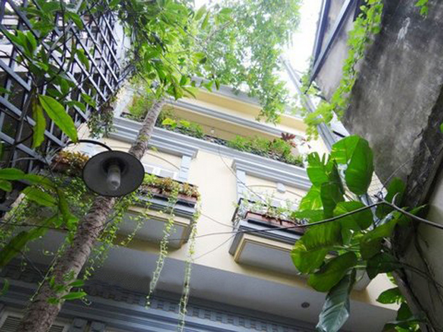 Amazing house for rent in Nguyen Dinh Chieu street, Hanoi