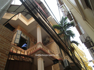 Newly renovated 3beds house rental in Tay Ho, Hanoi